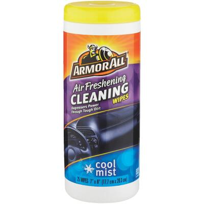 Armor All Cool Mist Scent Protectant Wipe