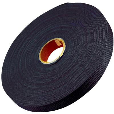 TURF 3/4 In. x 300 Ft. Black Light-Duty Polypropylene Strapping