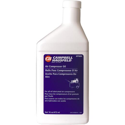 Campbell Hausfeld 30W 16 Oz. Compressor Oil