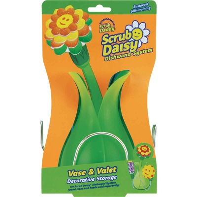 Scrub Daddy Scrub Daisy Vase Holder & Caddy