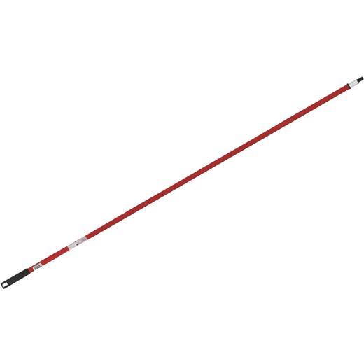 Bruske 10 Ft. Red Steel Telescopic Handle