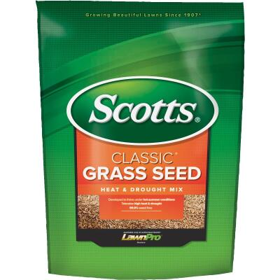 Scotts Classic 3 Lb. 750 Sq. Ft. Coverage Heat & Drought Grass Seed