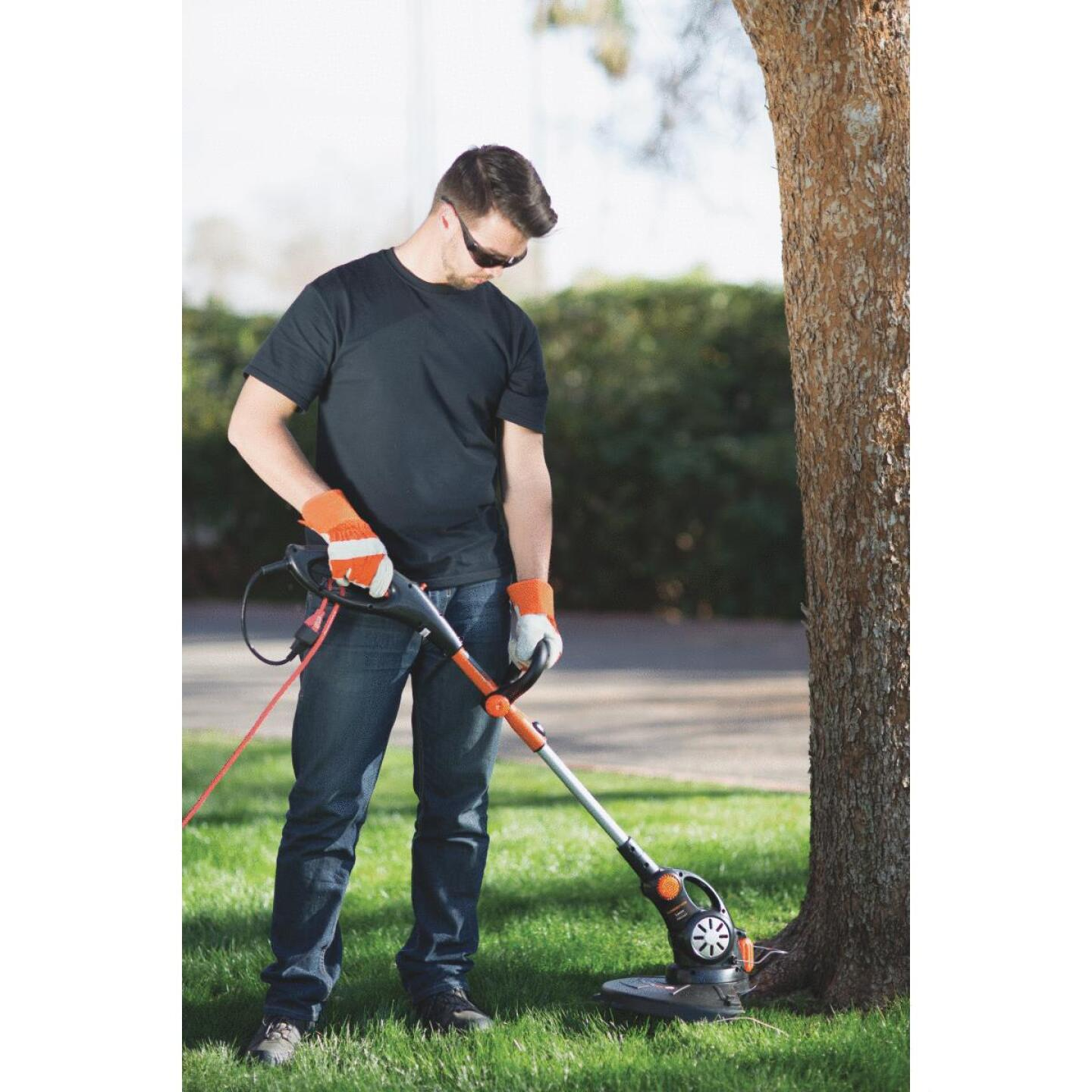 Remington RM115ST 14 In. 5.5-Amp Straight Shaft Corded Electric String Trimmer/Edger Image 7