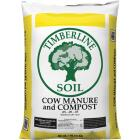 Timberline 40 Lb. 57 Sq. Ft. Coverage Cow Manure & Compost Image 1