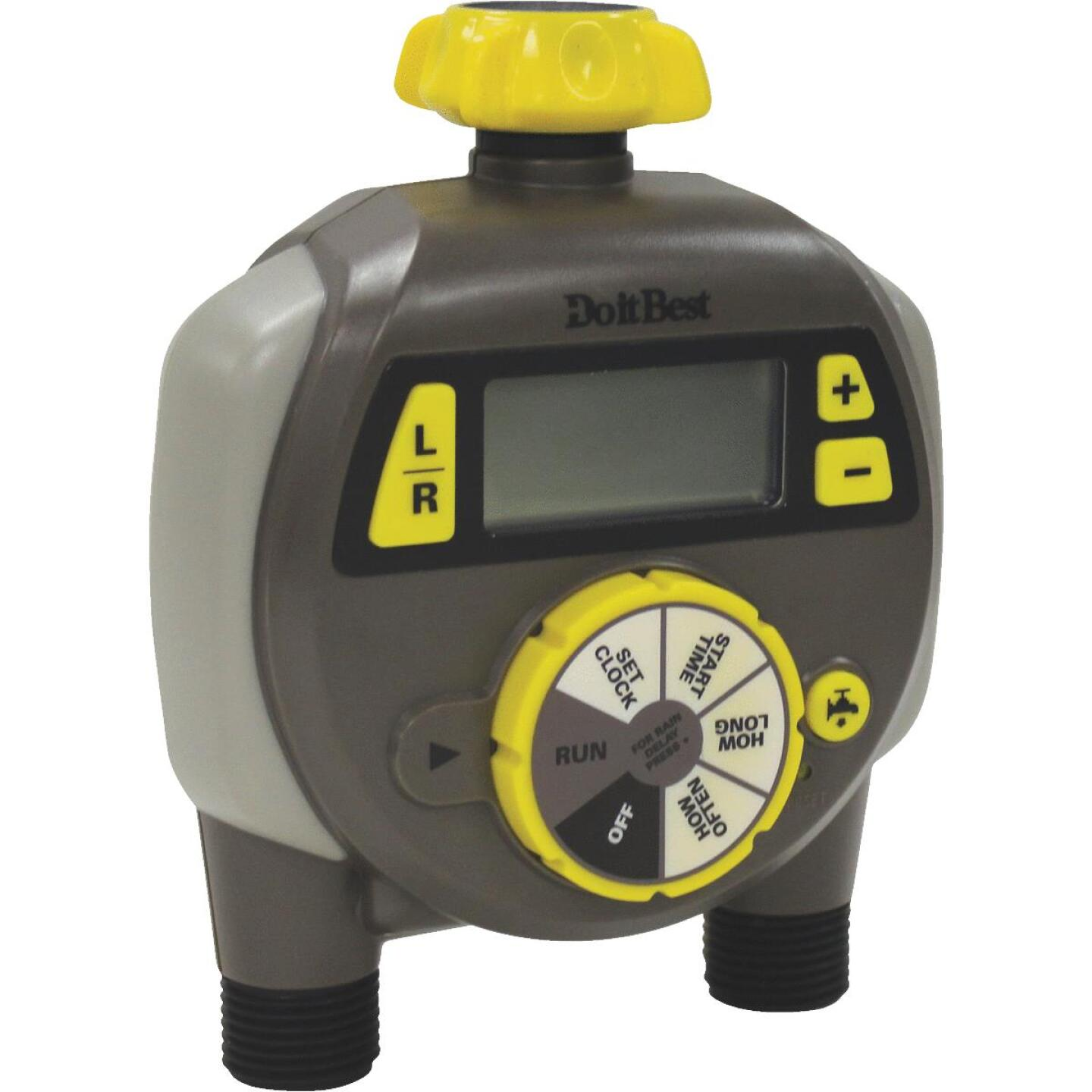 Nelson Electronic Dual Outlet Watering Timer Image 3