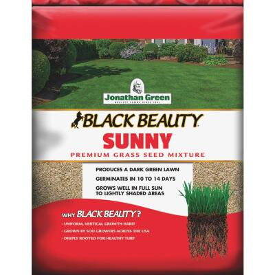 Jonathan Green Black Beauty 7 Lb. 2975 Sq. Ft. Coverage Full Sun Grass Seed