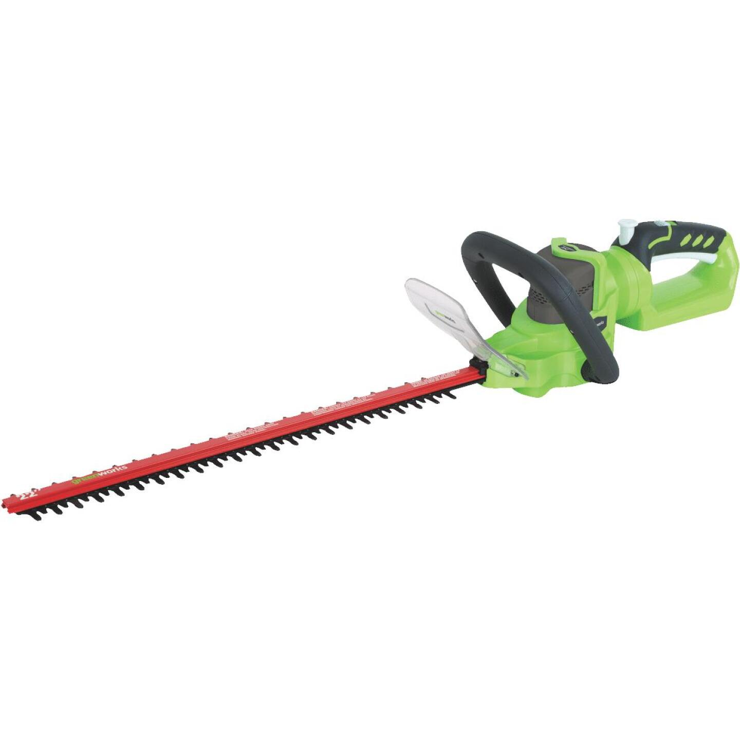 Greenworks G-Max 24 In. 40V Lithium Ion Cordless Hedge Trimmer (Bare Tool) Image 1