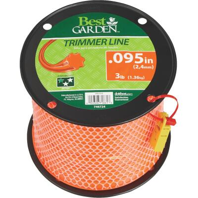 Best Garden 0.095 In. x 800 Ft. Commercial Trimmer Line