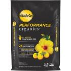 Miracle-Gro Performance Organics 16 Qt. 16-1/2 Lb. All Purpose Container Potting Soil Image 1