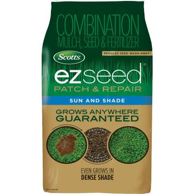Scotts eZ Seed 10 Lb. 225 Sq. Ft. Coverage Sun & Shade Grass Patch & Repair