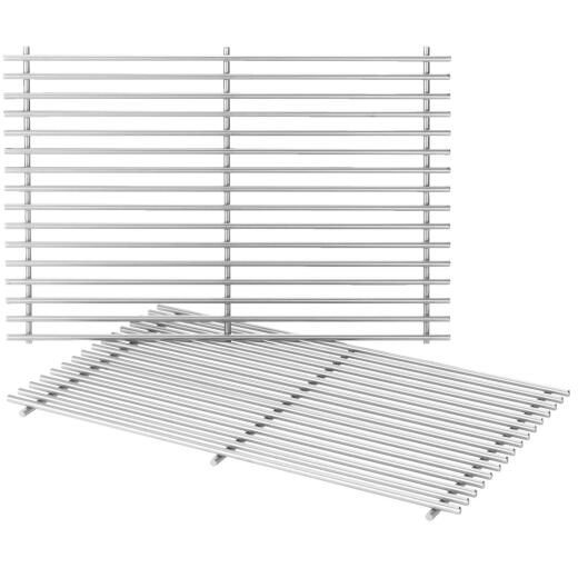 Weber 17.5 In. W. x 11.9 In. D. Stainless Steel Grill Grate